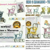 Jual SEPEDA LIPAT IIMO 2 - MACARON (BANANA YELLOW - CHRISTMAST EDITION) Murah
