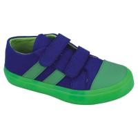 Sepatu Anak Laki-Laki Catenzo Jr CRF 002 Biru hijau