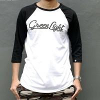 Distro/Kaos/Baju/T-Shirt3per4/GREENLIGHT Adisi Ariel Noah