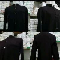 Jasko jumbo modern hitam premium baju muslim pria