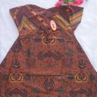 Dress Batik Payung Anak XXL