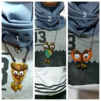 Jual kalung owl Murah