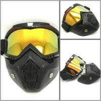 Jual Perlengkapan Motor Cross - Kacamata Motor Cross - Goggle Alien Antman Murah