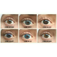 Softlens Chibi by omega plano only