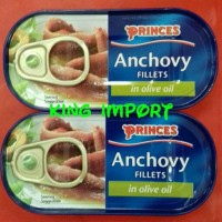 Princes Anchovy in olive oil