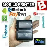 Printer Bluetooth PPOB Kasir Paytren Pawoon Olsera iReap Loyverse Kudo
