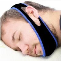 Sabuk Anti Ngorok Dengkur Snore Snoring Chin Strap