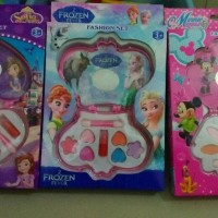 mainan pallete kecantikan make up anak perempuan set import beauty toy
