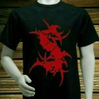 kaos/baju/t-shirt sepultura