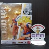 Jual Shf Son Gokou Ss3 / Goku Super saiyan 3 Murah