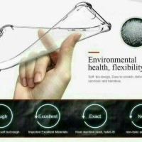 Softcase Anticrack Asus Zenfone 3Max/Zc553kl /soft casing cover clear