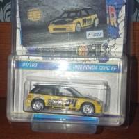 Dijual sepaket Honda Civic IDE 4 #91 dan Mini IDE 4#91