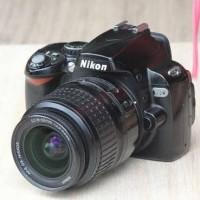Kamera Digital Profesional Nikon D40 DSLR