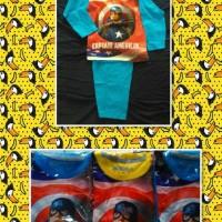 Jual Piyama anak karakter/baju tidur anak/setelan baju anak laki-laki Murah