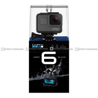 GoPro Hero6 / GoPro Hero 6 Black Combo 3 Way Supreme 32GB Spin Murah