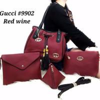 Tas Wanita/ Woman Handbag - GUCCI Hobo Serut #9902