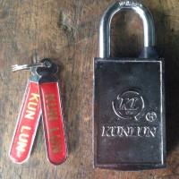 gembok magnet magnetic lock besar