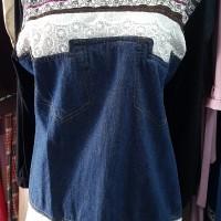 Harga atasan kaos hitam all size toko baju muslim mawa   antitipu.com