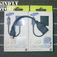KABEL DATA SAMSUNG OTG SMART MICRO USB