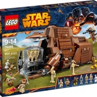 Original LEGO 75058 STAR WARS MTT