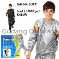 Baju Sauna / Sauna Suit / Jaket Sauna Suit Unistar
