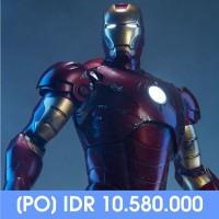 SIDESHOW Iron Man Mark III Maquette