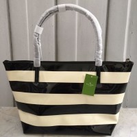 TAS WANITA IMPORT KATE SPADE KS sophie pen valley ZEBRA HITAM PUTIH