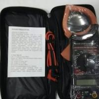 Tang Ampere Digital 1000A - Digital Clamp Meter 1000A - DT266