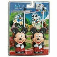 Mainan Anak - Walkie Talkie HT Mickey Mouse Handy Talkie Hate AWET