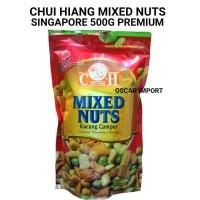 CHUI HIANG MIXED NUTS 500G SINGAPORE KACANG CAMPUR