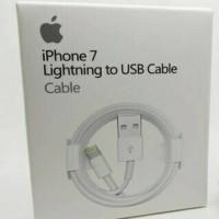KABEL DATA USB IPHONE 5 6 7 CHARGER LIGHTNING ORIGINAL APPLE IPAD MINI