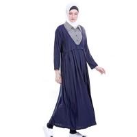 Dress Wanita / Dress Female Collar Square - H 3038