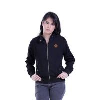 Jaket / Sweater / Hoodies Wanita / Outwear Female High neck - H 2085