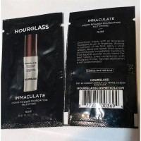 Hourglass IMMACULATE liquid foundation (sachet)