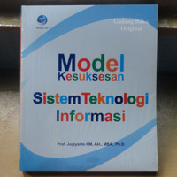 Buku Model Kesuksesan Sistem Teknologi Informasi