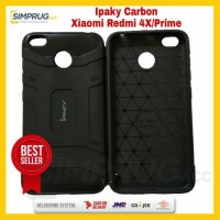 Casing HP Xiaomi Redmi 4X 2GB 3GB 16GB 32GB Carbon Case Cover Soft