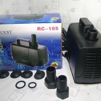 Water Pump / Pompa Aquarium / Kolam / Hidroponik RC / AA 105 Solo