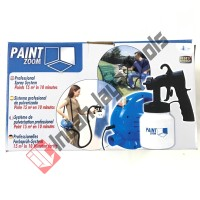Paint Zoom / Spray Gun Elektrik Mollar