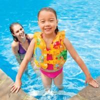 Jual Intex Swimming Vest Rompi Pelampung Renang Anak Murah