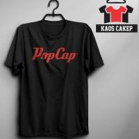 Harga kaos tshirt popcap games murah | WIKIPRICE INDONESIA