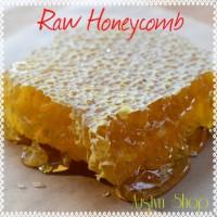 Jual Madu Murni Dalam Sarang Yang Belum Diolah - Raw Honeycomb Murah