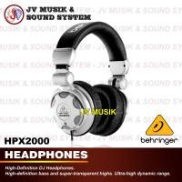 Behringer Headphone HPX2000 ( Cocok untuk DJ, Monitor Studio & Live )