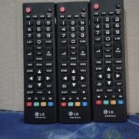 Jual Remot Remote TV LG LCD LED PLASMA AKB SERIES Original Pabrik KW Super Murah
