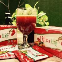 cara diet perut Fiforlif (Penurun BB,melancarkan BAB,Detox)