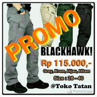 Jual [BEST SELLER]...CELANA TACTICAL BLACKHAWK Murah