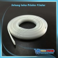 Selang Infus Printer 4 Jalur Import