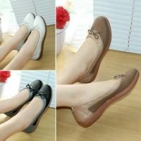 Sepatu Wanita Flat Shoes pita bld08