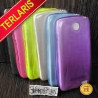 Case Silicon Ultrathin Lenovo A516 Soft Cover Casing