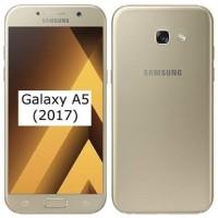 Samsung A5 2017 Gold Garansi Resmi SEIN
