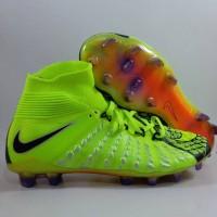 Sepatu Bola Nike Hypervenom PHantom DF EA Games FG Replika Impor
